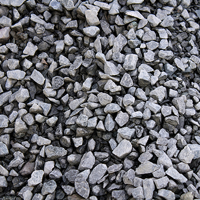 Gravel stone delivery in va md saunders landscape supply for Landscaping rocks delivered