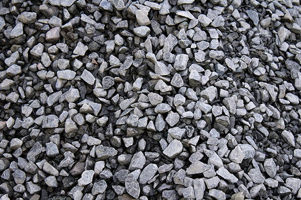 57 Stone Size : Bluestone gravel saunders landscape supply