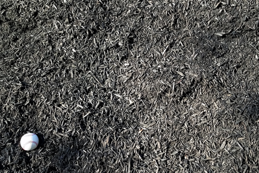 Color Enhanced Mulch - Black
