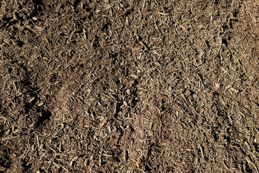 Color Enhanced Mulch - Brown