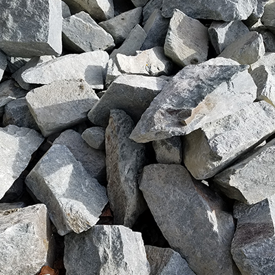 Gravel & Stone Delivery in VA & MD - Saunders Landscape Supply