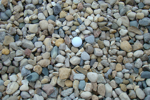 "River Rock 1"" to 3"" Stones"