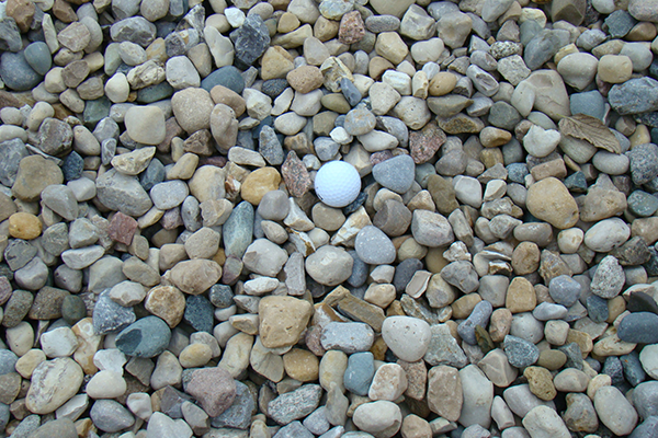 9 Ideas For River Rock Landscaping