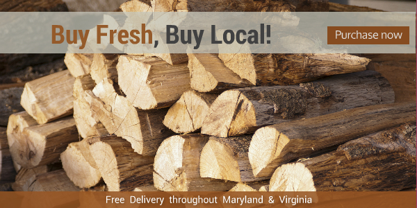Firewood Tips | Free Delivery to Maryland & Virginia