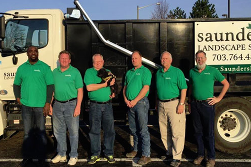 Saunders Landscape Supply Staff