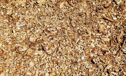 landscaping woodchips
